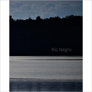História das águas Rio Negro